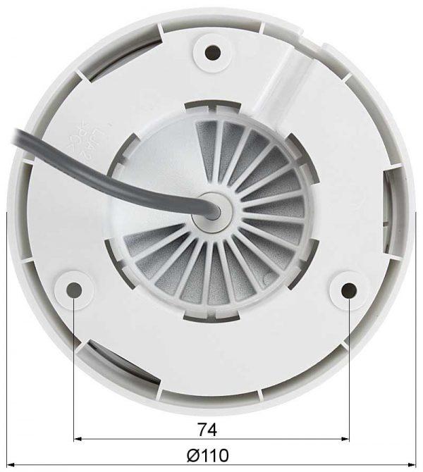 دوربین مداربسته هایک ویژن DS-2CE56H1T-IT3E
