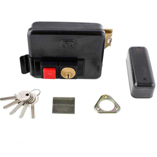 قفل برقی داخل بازشو تسا کلید کامپیوتری TSA 7074
